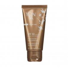 Слънцезащитен крем за лице SPF 50 Yon-Ka SOLAR CARE SPF 50 UVA - UVB 50ml
