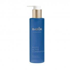 Растителен екстракт за почистване на мазна кожа Babor Phytoactive Combination 100ml.