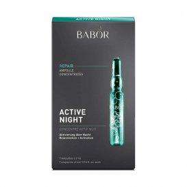 Възстановяващи нощни ампули за лице Babor Active night 7x2ml