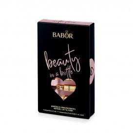 Ампули за възстановяване, лифтинг и укрепване Babor Gold Edition Beauty in a Bottle 7x2ml