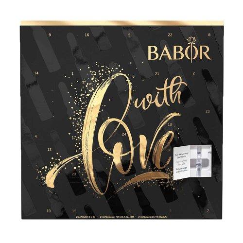 Календар с 24 ампули Babor Advent Calendar 2020