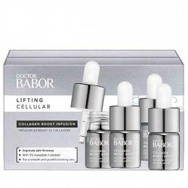 Концентрат против бръчки с колаген Doctor Babor Lifting Cellular Collagen Booster Infusion 4x7ml
