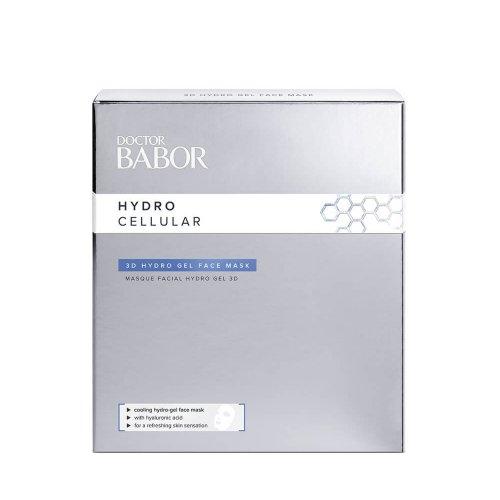 Хидро гел маска за лице хиалурон Babor Hydro Cellular 4бр