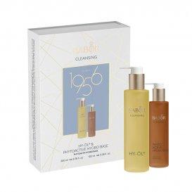 Сет почистващи продукти за нормална и суха кожа Babor Cleansing HY-ÖL & Phytoactive Hydro Base