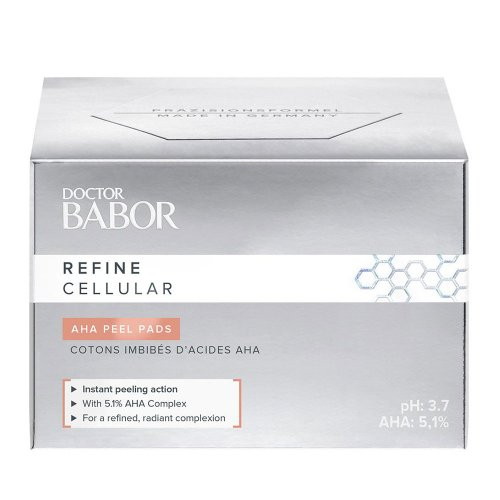 Пилинг тампони Doctor Babor Refine Cellular Aha Pads 60бр