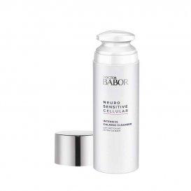 Тоалетно мляко за чувствителна кожа Doctor Babor Neuro Intense Calming Cleanser 200ml.