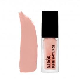 Масло за устни с блясък Babor Soft Lip Oil 01 pearl pink 6.5ml