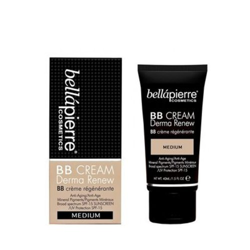 ВВ крем с анти ейдж действие и SPF 15 Bellapierre 40ml