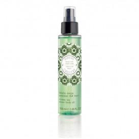 Спрей-олио за тяло със зелен чай  / Bernard Cassiere Green Tee body Oil 100мл.