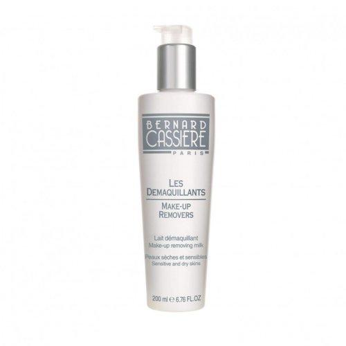 Почистващо мляко за суха и чувствителна кожа Bernard Cassiere Milk sensitive skin 200ml