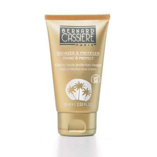Слънцезащитен крем фактор 30 / Bernard Cassiere SPF 30 Cream 75мл.