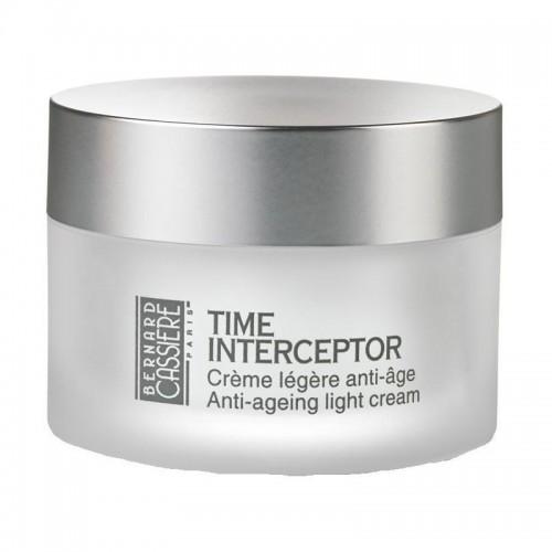 Лек крем против бръчки / Bernard Cassiere Time Interceptor light cream 50мл.