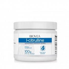 Повишава енергията Biovea L-Citrulline 100g