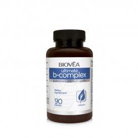 Комплекс за намаляване на стреса и умората Biovea 90 таблетки