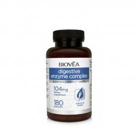 Храносмилателни ензими Biovea 180 капсули