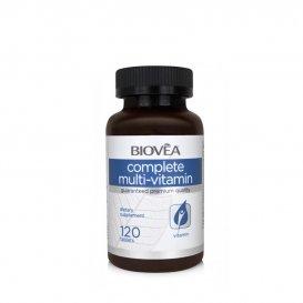 Мултивитамини Biovea Complete 120 таблетки