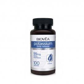 Подпомага щитовидната жлеза Biovea Potassium 99mg