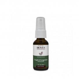 Хомеопатичен спрей при кашлица Biovea 30ml
