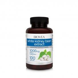 За намаляване на теглото Biovea White Kidney Bean Extract 1000mg