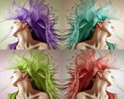 10 трика за винаги  безупречна, здрава и красива  коса