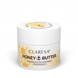 Масло за кожички и нокти с мед Claresa Honey Butter 14g