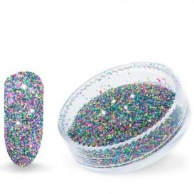 Звезден прах за нокти Claresa Candy 1