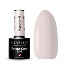 База заздравител с кератин CLARESA 1 EXTEND CARE 5 in 1 - 5g