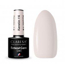 База заздравител с кератин CLARESA 4 EXTEND CARE 5 in 1 - 5g