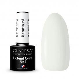 База заздравител с кератин CLARESA 5 EXTEND CARE 5 in 1 - 5g