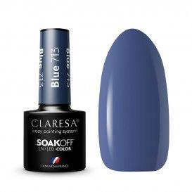 Гел лак CLARESA 713 Blue 5g