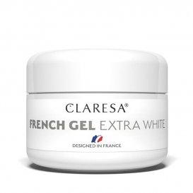 Изграждащ гел CLARESA Builder Gel Extra White 15g