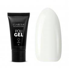 Поли гел Прозрачен CLARESA POLI GEL CLEAR 30g