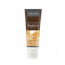 Крем масло за ръце и тяло с мед и мляко Cuccio Butter 113gr