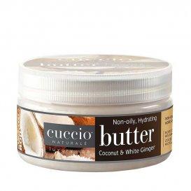 Крем масло за ръце и тяло с кокос и джинджифил Cuccio Butter 237g