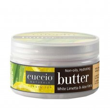 Крем масло за ръце и тяло с бяла лимета и алое Cuccio Butter 237g