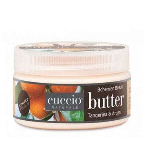 Крем масло за ръце и тяло с мандарина и арган Cuccio Butter  237g