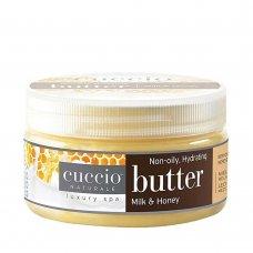 Крем масло за ръце и тяло с мед и мляко Cuccio Butter Honig and Milk 237gr