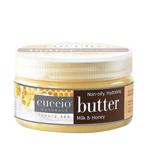 Крем масло за ръце и тяло с мед и мляко Cuccio Butter 237gr