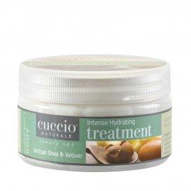 Маска с масло от шея срещу напукани стъпала Cuccio Treatment 237gr
