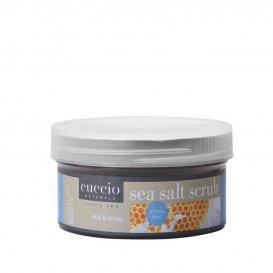 Морски соли за тяло с мляко и мед Cuccio Milk and Honey scrub 237ml