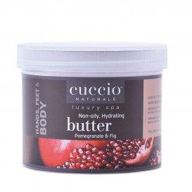 Крем масло за ръце и тяло с нар и смокиня Cuccio Butter 750g