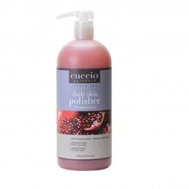Нежен пилинг за тяло с нар и смокиня Cuccio Pomegranate and Fig 946 ml