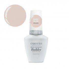 Изграждащ гел с цвят Cuccio Builder Bare Nude 14ml