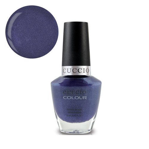 Лак за нокти Cuccio 6111 Purple Rain Iin Spain 13ml