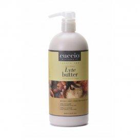 Крем масло за ръце и тяло с ванилия и кафява захар Cuccio lyte Butter 946gr
