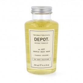 Нежен душ гел за мъже Depot 601 Gentle Body Wash classic cologne 250ml