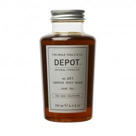 Нежен душ гел за мъже Depot 601 Gentle Body Wash dark tea 250ml