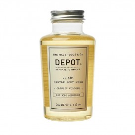 Нежен душ гел за мъже Depot 601 Gentle Body Wash fresh white cedar 250ml