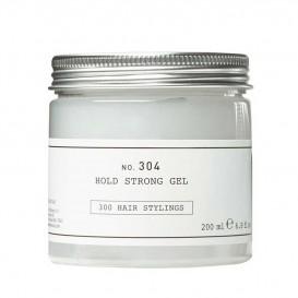 Гел за коса със силна фиксация Depot 304 Hold Strong Gel 200 ml