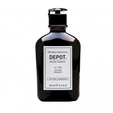 Матиращ шампоан за мъже шампоан Depot 104 Silver Shampoo 250ml
